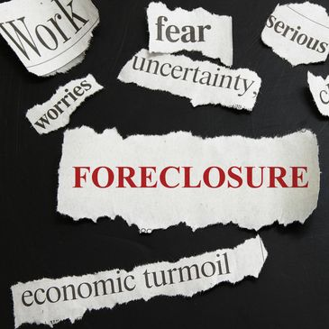 Foreclosure can bring about several emotions such as fear, uncertainty, panic.