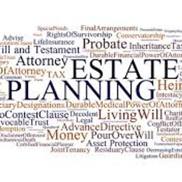 Estate planning is more than just creating a will, it is making sure your family is covered when it matters the most.