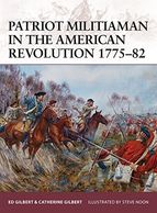 The Patriot Militiamen book.