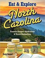 The Eat and Explore North Carolina book.