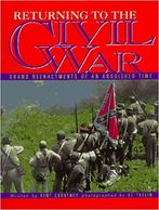 The Returning to the Civil War book.