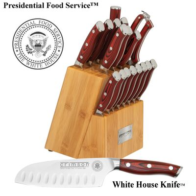 Our White House Chefs Knives are a huge seller across the USA with ErgoChef.