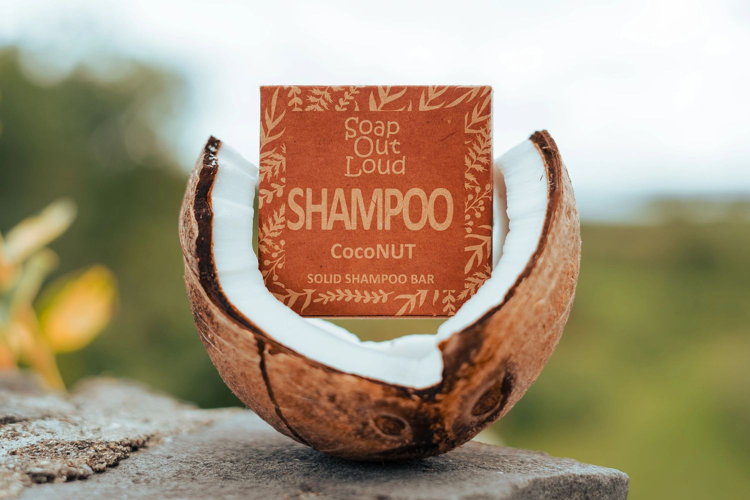 Soap Out Loud Ireland Conditioner Shampoo Deodorant