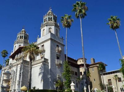 hearst castle senorio paso robles san simeon group tour travel ocean beach