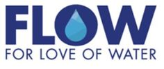 Logo and link for For Love of Water (FLOW)