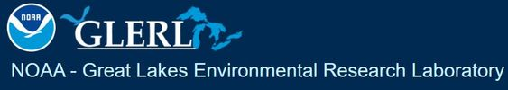 Logo and link to NOAA Great Lakes Environmental Research Laboratory