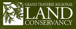 Logo and link for Grand Traverse Regional Land Conservancy