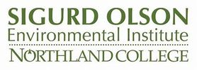 logo for Sigurd Olson Environmental Institute at Northland College