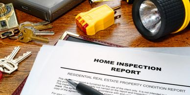 Multi-family apartment building Inspection Report