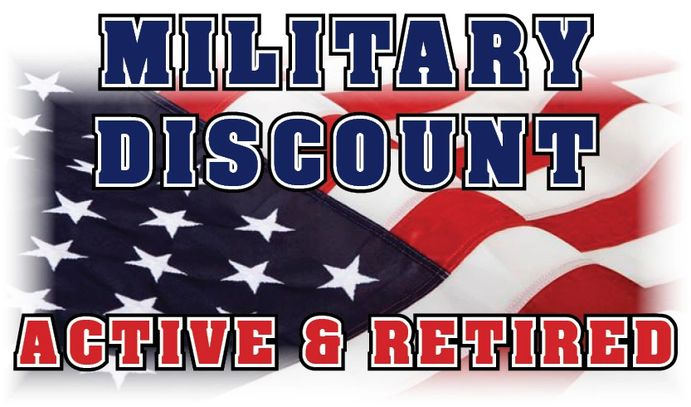 Villa Home Inspections proudly offers active and retired military members a 10% discount.
