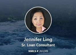 Jennifer Ling, Loan Consultant