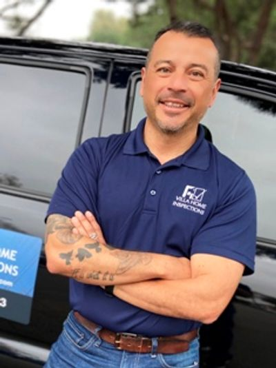 Tony Escamilla, Owner and Inspector at Villa Home Inspections