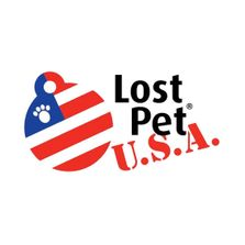 Lost Pet USA logo