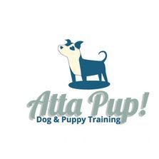 Atta Pup Dog and Puppy Training logo