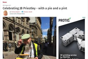 Pie and Priestley