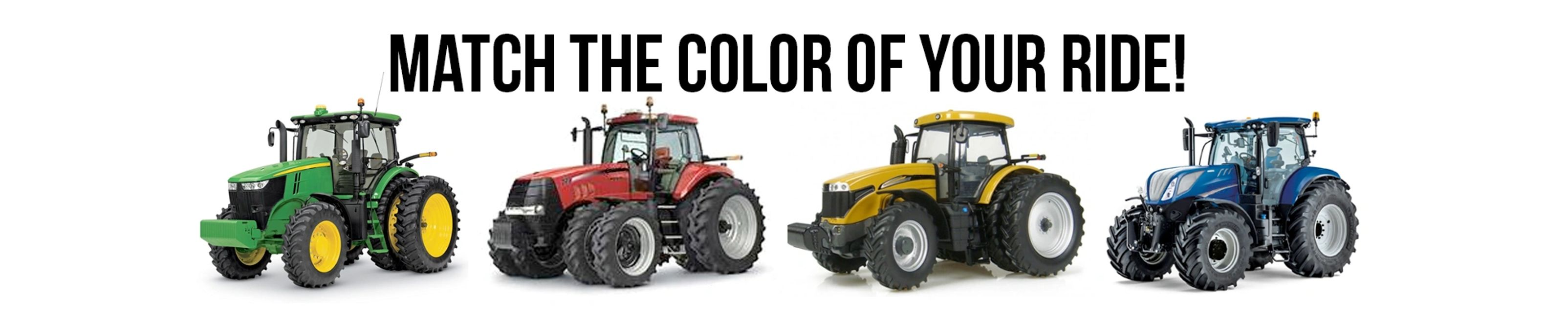 Match the color of your ride, land roller, land rollers, landrollers.com, Factory Direct, color,