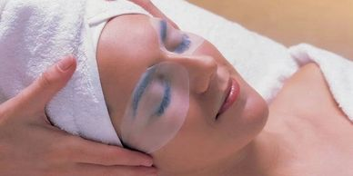 Facial Massage, Acupressure, Acupuncture