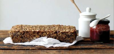 A tasty, nutrient-dense healthier option to conventional bread.