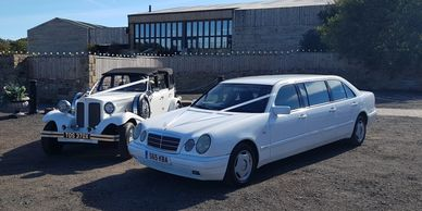 Our beautiful Beauford and Limousine
