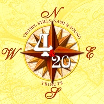 Crosby, Stills, Nash & Young Tribute~4&20