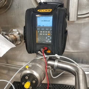 Instrumentation and Controls Calibration services for industrial and municipal water and wastewater