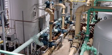 Advanced water treatment systems that remove Iron, Manganese, Arsenic, Radium Hydrogen Sulfide