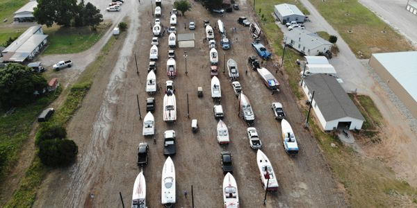 Great turn out of boats at our first Show & Shine Boat Show for HOW 2019.