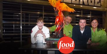 Food Network Challenge - Mythical Creatures