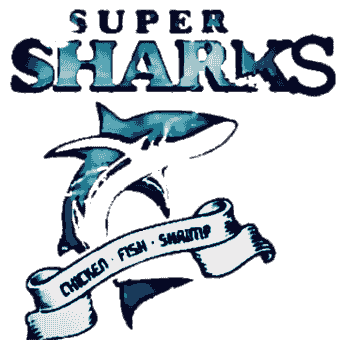 Super Sharks  Fish  ⚓️ Chicken