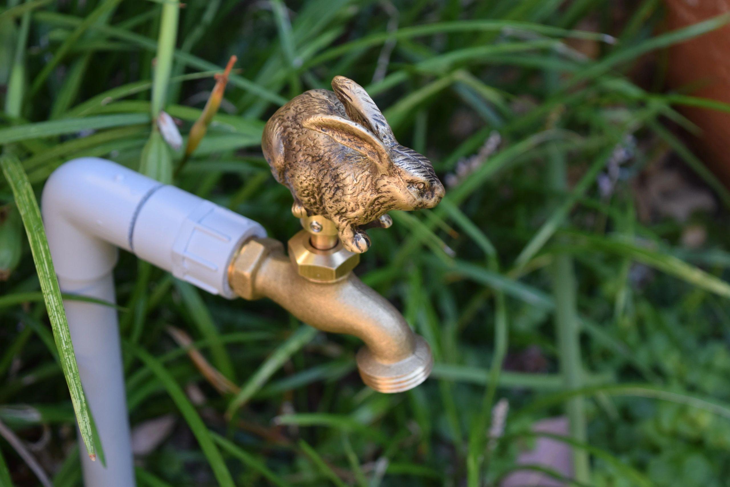 Decorative Outdoor Faucet Handles - Decorative Outdoor Faucet Handle