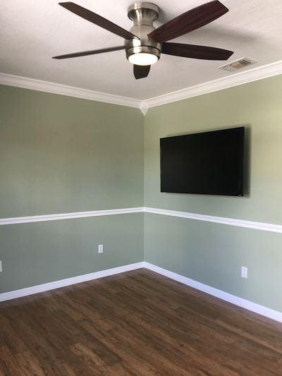 Crown molding and trim install in winter park