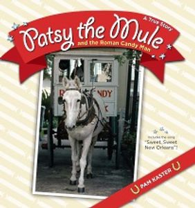 Patsy the Mule