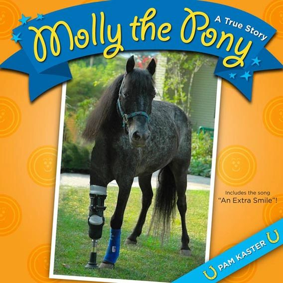 Molly The Pony Cover Art