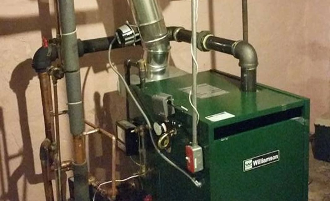 steam boiler tune up