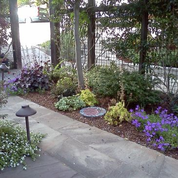 The Garden Girls Residential Landscaping , Design and Installation or Renovations and Skilled Garden