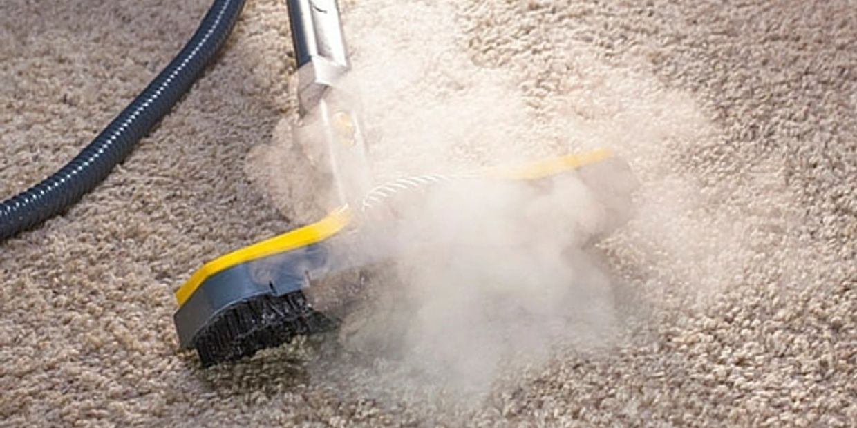 Carpet and upholstery Steam Cleaning
