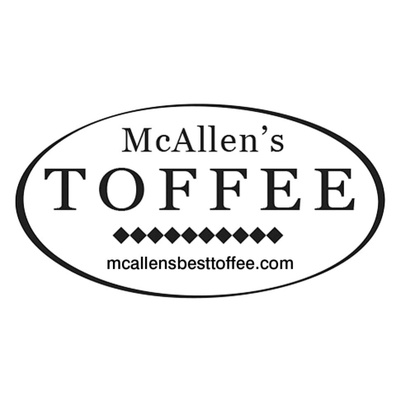 mcallen's Best toffee