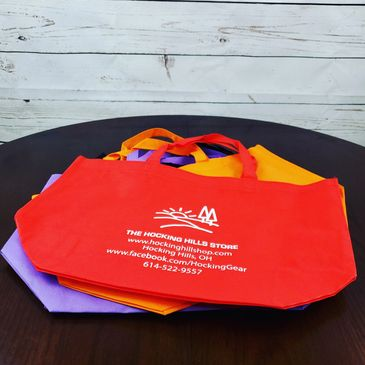 Spend $20 get a reusable shopper bag.