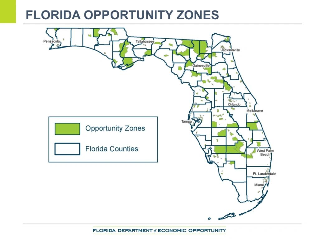 Low Tax Opportunity Zone