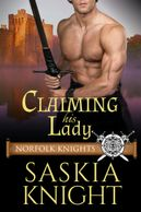 Claiming his Lady (Book 1, Norfolk Knights)