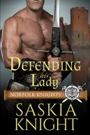 Defending His Lady (Book 4, Norfolk Knights)