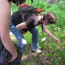 Learn from a foraging instructor who is also a licensed nutritionist.
