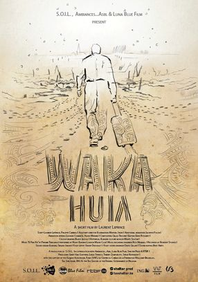 The poster of Waka Huia with all the film credits for the Internet Movie Database. The short is a Flanders - Wallonie coproduction, which is very rare for shorts. S.O.I.L, Ambiances... asbl and Luna Blue Film, as well as RTBF (Belgian French speaking television) and the Belgian Tax Shelter helped fund the project.