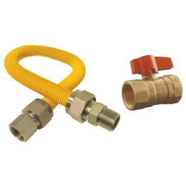 gas line and gas valve | Water Heater Warehouse, Fullerton, CA