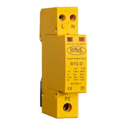 Picture courtesy of Surge Protection Devices Ltd