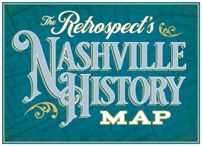 Nashville History Map