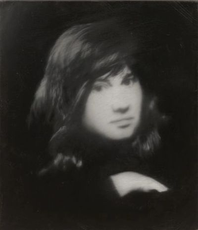 Gerhard Richter - Youth Portrait.