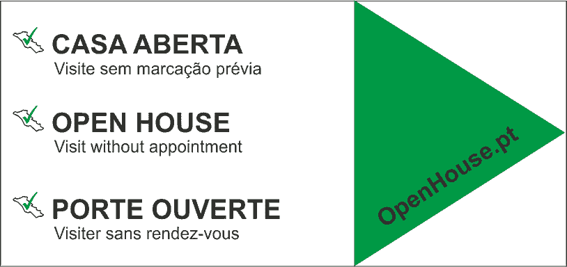 Portugal Silver Coast Open House List Schedule to visit Silver Coast properties without appointment