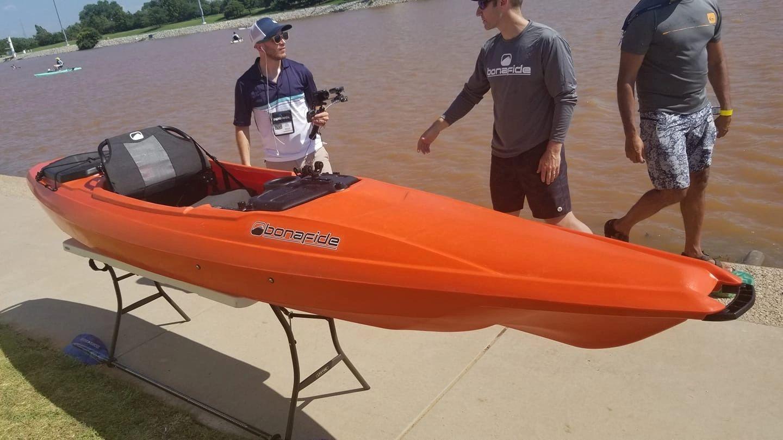 2019 Bonafide SI123 Kayak