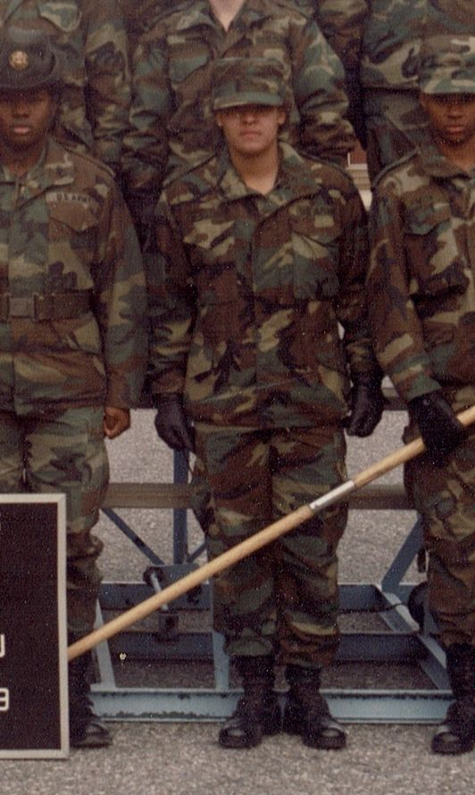 gay in basic training army Being